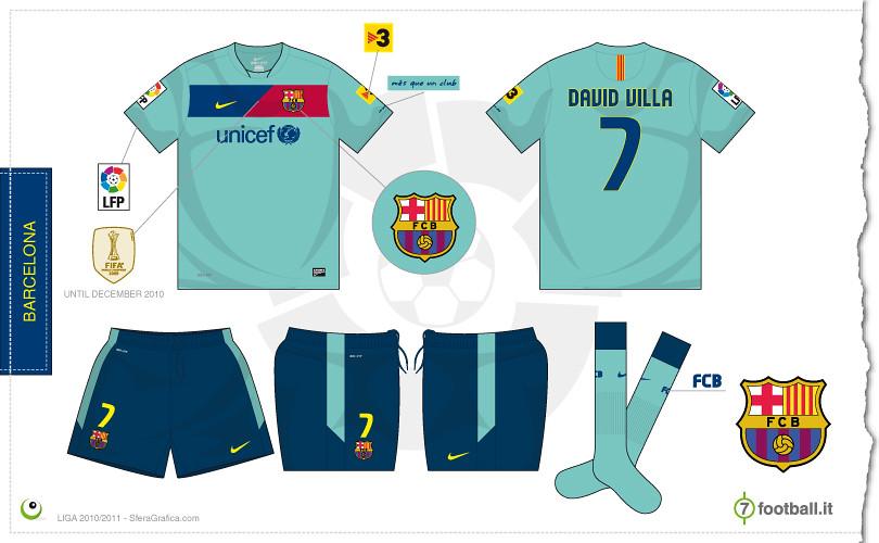 differently 780e1 b0dea Barcelona 2010/2011 away kit | Sergio Scala | Flickr