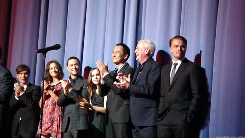 The Establishing Shot: INCEPTION WORLD PREMIERE: JOSH BERGER INTRODUCES THE CAST OF INCEPTION | by Craig Grobler
