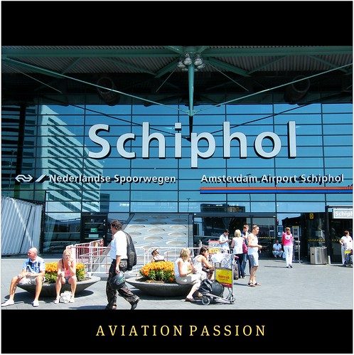 World : Sense = AVIATION PASSION @ Schiphol International Airport Amsterdam - Gateway to the world! Enjoy your flight and enjoy airports! :) | by || UggBoy♥UggGirl || PHOTO || WORLD || TRAVEL ||