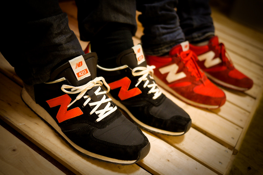 new balance 420 bambino