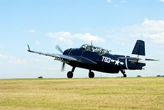 AirExpo 2010 at Flying Cloud Airport - TBM Avenger