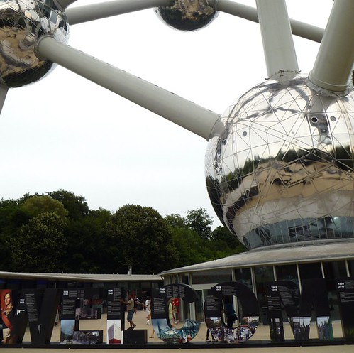 Brussels Atomium | by tennistour