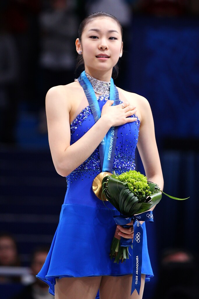 Figure Skating Queen YUNA KIM | VANCOUVER, BC - FEBRUARY ...