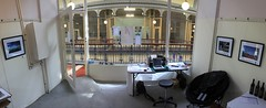 My #SALA Stall - Front of House Panorama