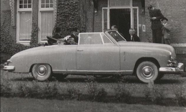 Kaiser Cabriolet by Pennock 1949