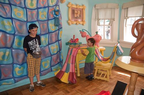 Casa di Minnie