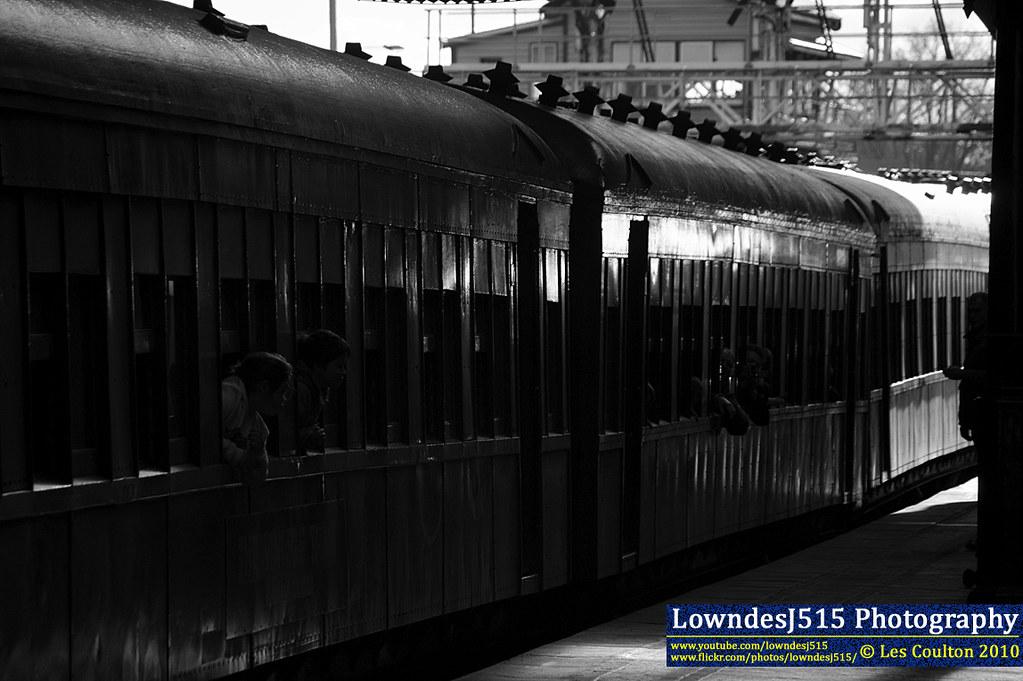 Last arrival at Ballarat by LowndesJ515