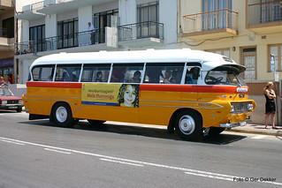 Public transportation on Malta