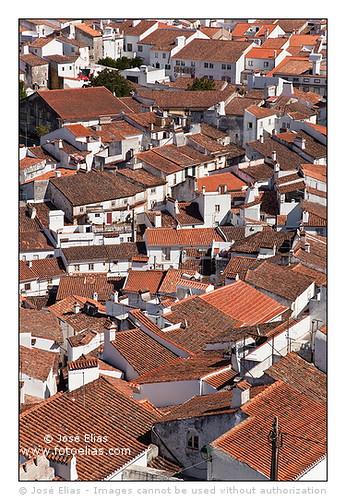 red orange detail portugal monument closeup europe european view rooftops aerial monuments alentejo portuguese birdseye telhados castelodevide altoalentejo distritodeportalegre fotoelias portalegredistrict