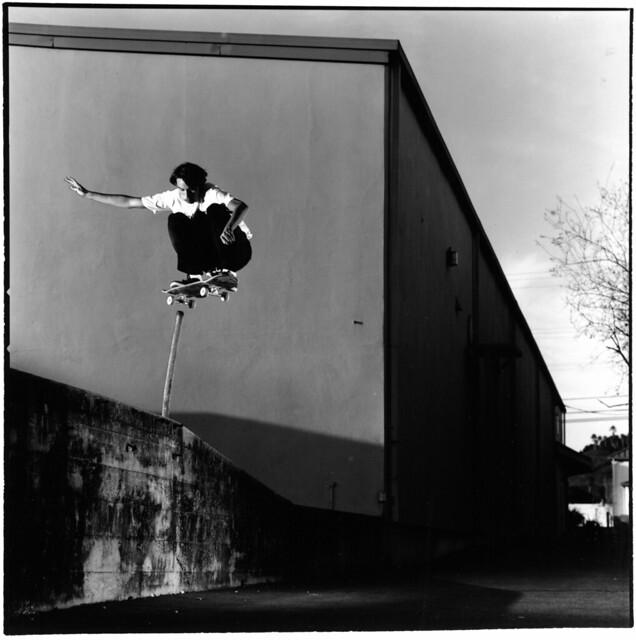Erich Reichwein, Pole-jam Drop
