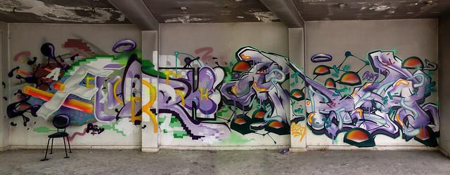 F4 x Racr