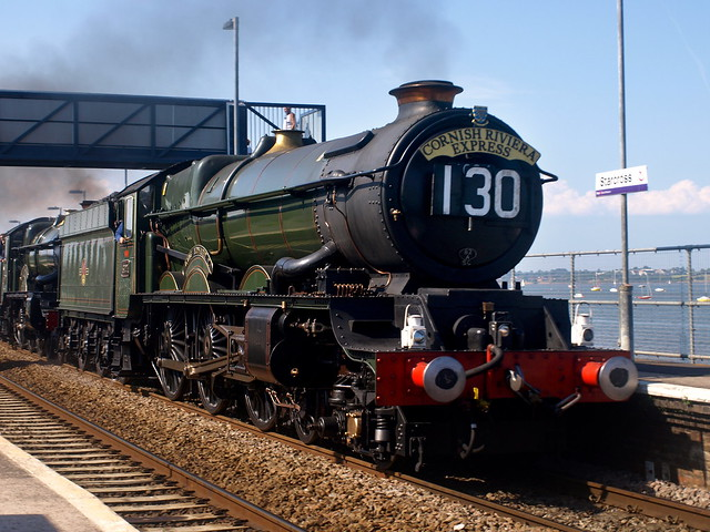 The 'Cornish Riviera Express'