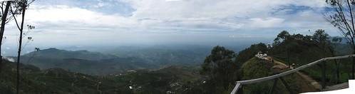 travel panorama mountain asia asien factory view tea country hill hills sri lanka asie srilanka hillcountry range 2010 hugin haputale liptonseat dambatenne dembatenne img0755img0777