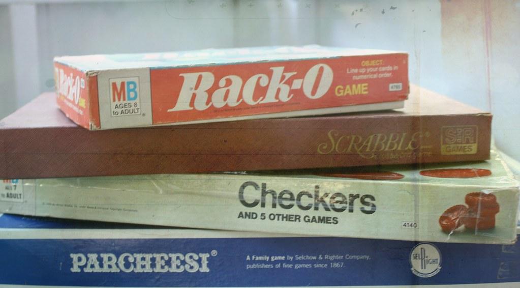 Board Games    beccabella   Flickr