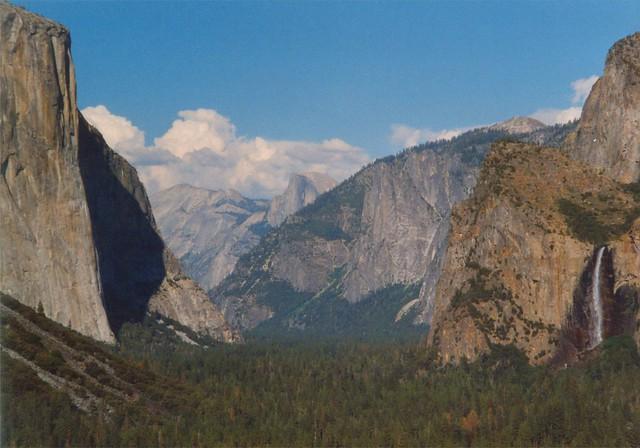 My Yosemite Tourist Photo