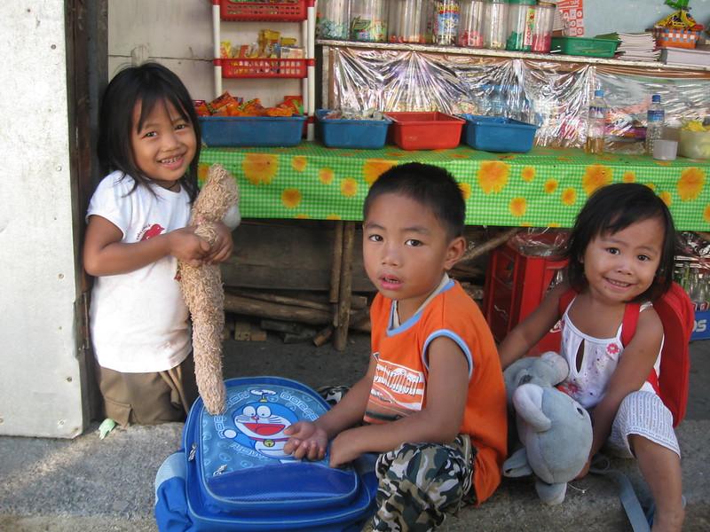 Banaue Kids