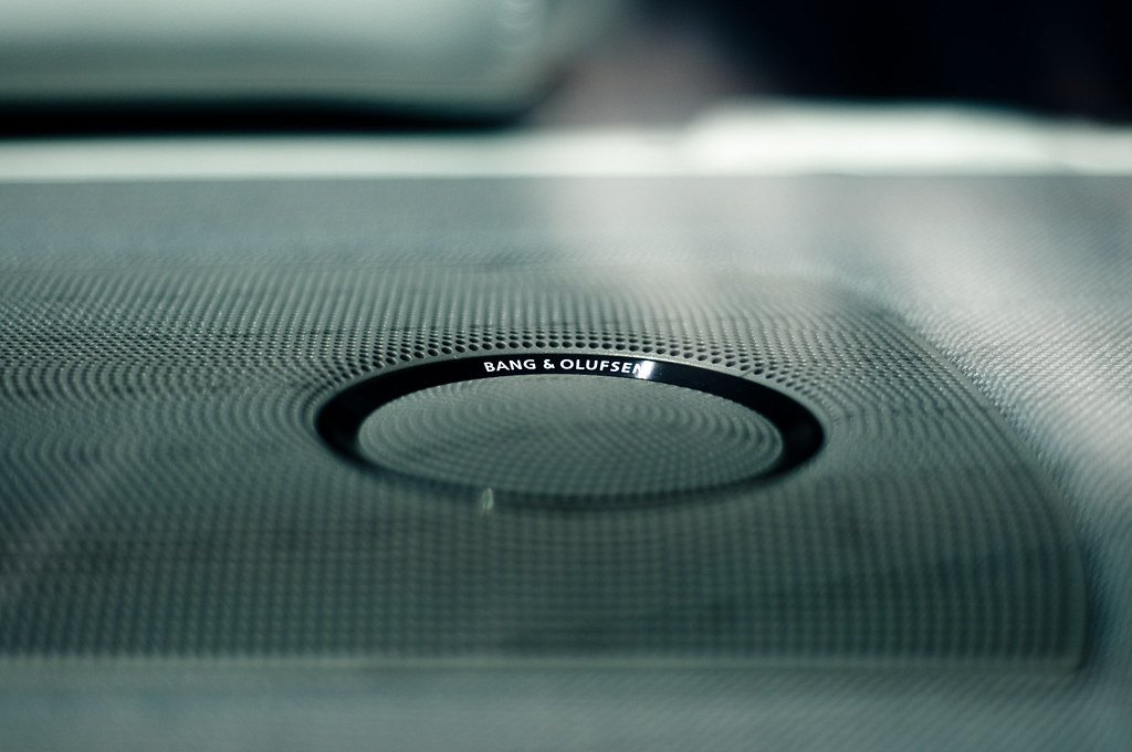 Audi A5 Bang & Olufsen rear speaker | This could be also nam