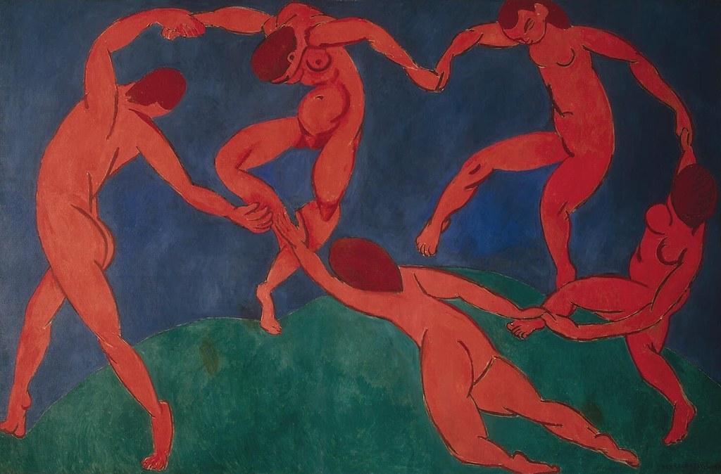 Henri Matisse - Dance [1910]