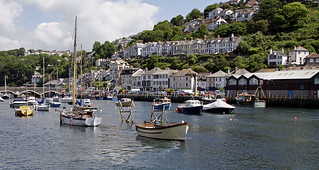 In Looe, Cornwall | by Expatphotog