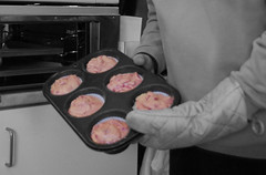 Day249 ...... Real Men Make Strawberry Muffins