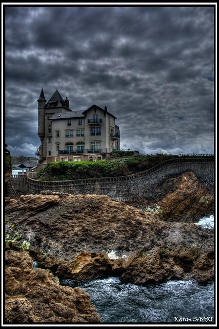 Biarritz Villa belza par Karim SAARI