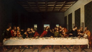 Unknown Artist - The Last Supper | by Gandalf's Gallery