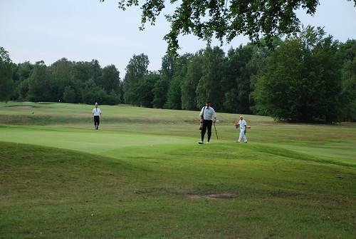 Kungsmarken Hickory Open, Lund - 18:e green 214