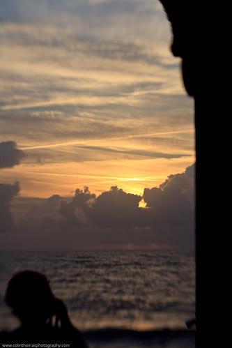 morning sky color water silhouette lensbaby clouds early florida atlanticocean verobeach sunriseocean lensbabycomposer