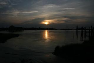Ocracoke Sunset | by jimgrant