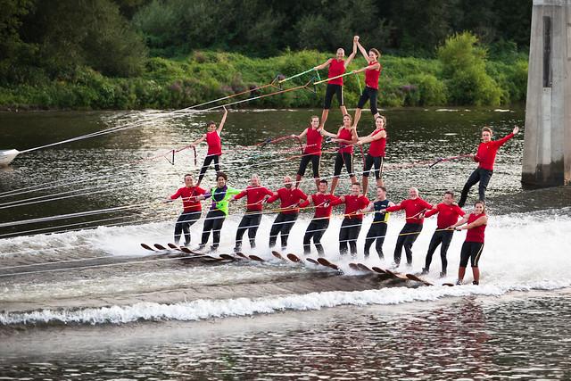 U.S. Water Ski Show Team - Scotia, NY - 10, Aug - 46