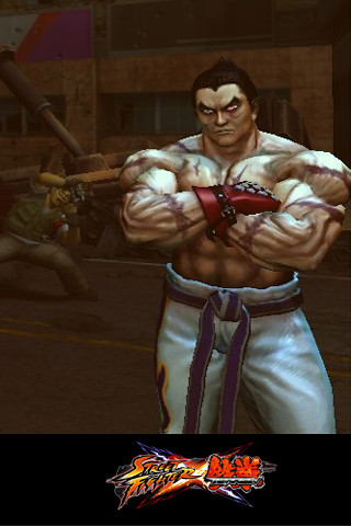 Street Fighter X Tekken Iphone Wallpaper Ryan Paul Thompso Flickr