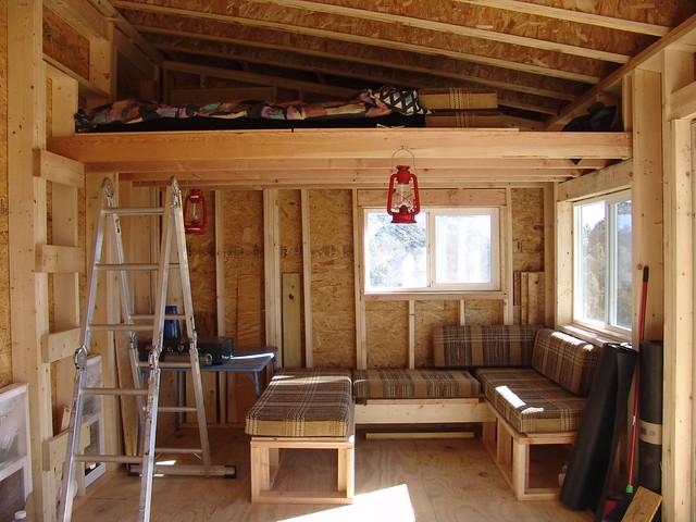 east inside