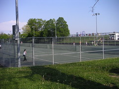 lakeside Tennis Courts DH