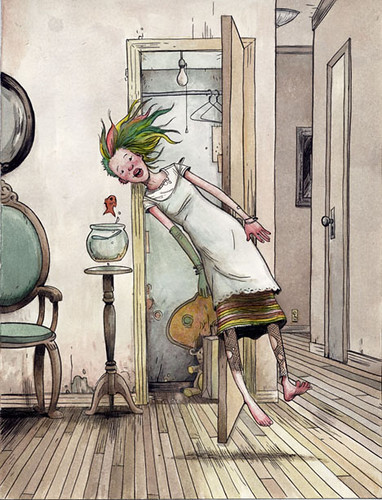 delerium 2 | by farel dalrymple