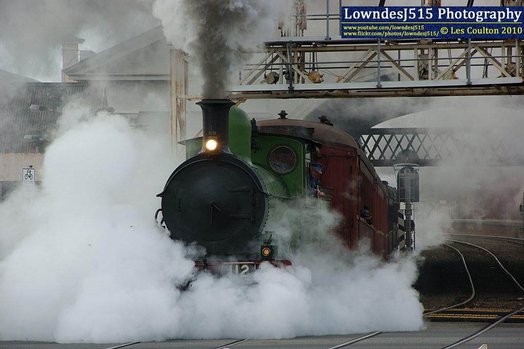 Y112 at Ballarat by LowndesJ515