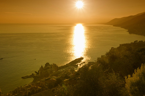 light sunset sea sky italy sun seascape reflection atardecer gold italia tramonto colours liguria camogli italians goldentones mywinners holidaysvacanzeurlaub natureselegantshots dragondaggerphoto mygearandmepremium mygearandmebronze mygearandmesilver
