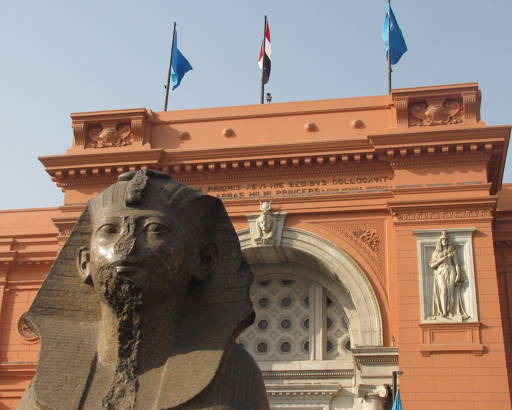 The Cairo Egyptian Museum