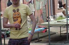 Maus t-shirt @ Bazar Bizar 2010