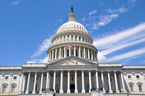 United States Capitol Building | by kimberlykv