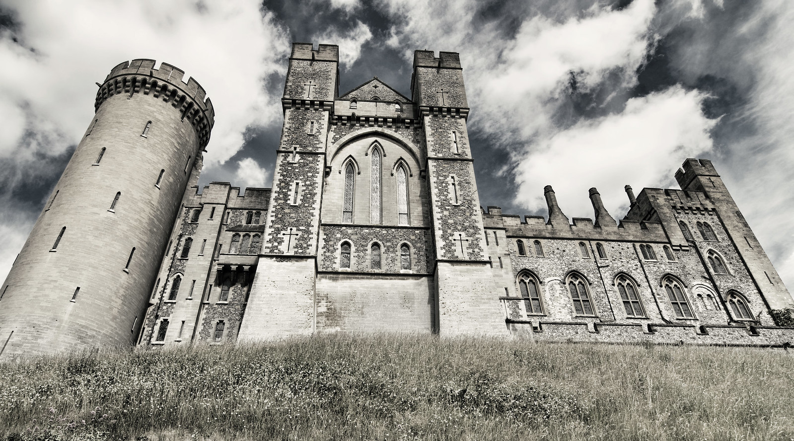 Arundel Castle West Sussex, England