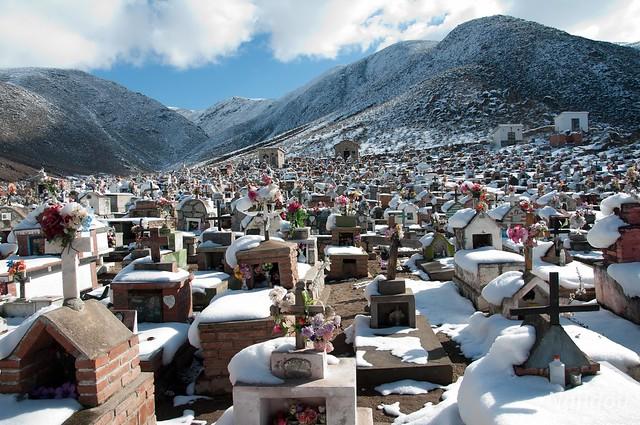 Cementerio de Tafi del Valle