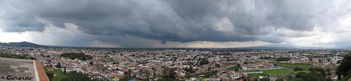 Viene la tormenta