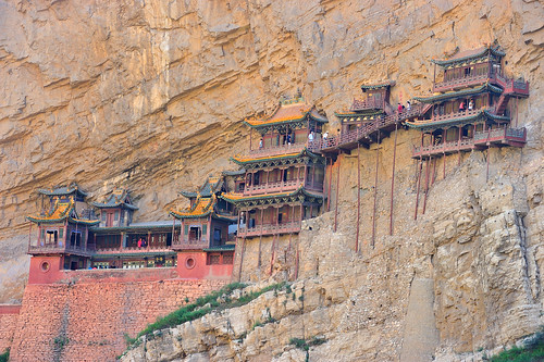 Hanging Temple of Shanxi | by llee_wu