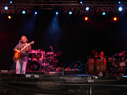Widespread Panic at the Bonnaroo Music Festival