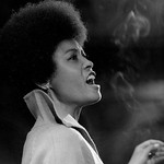 Abbey Lincoln(1930-2010) joined the ancestors on August 14, 2010. She was a pionering Jazz artist, actress and political activists. Her career complimented the Black Liberation Movement of the same period.