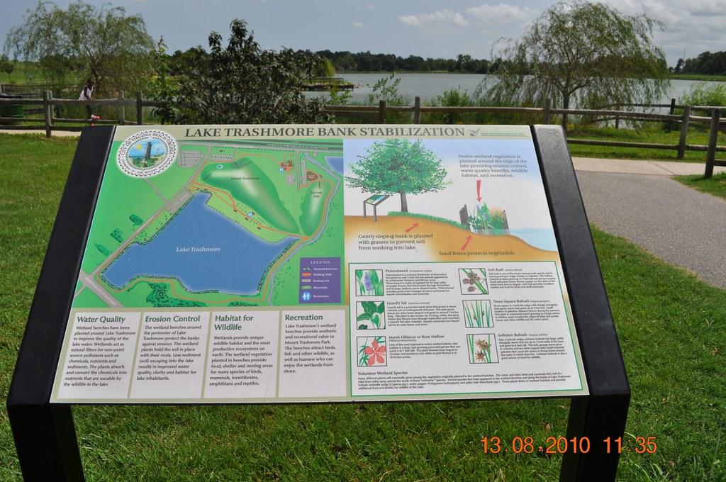 Lake Trashmore City of Virginia Beach Virginig Landmarks o…   Flickr