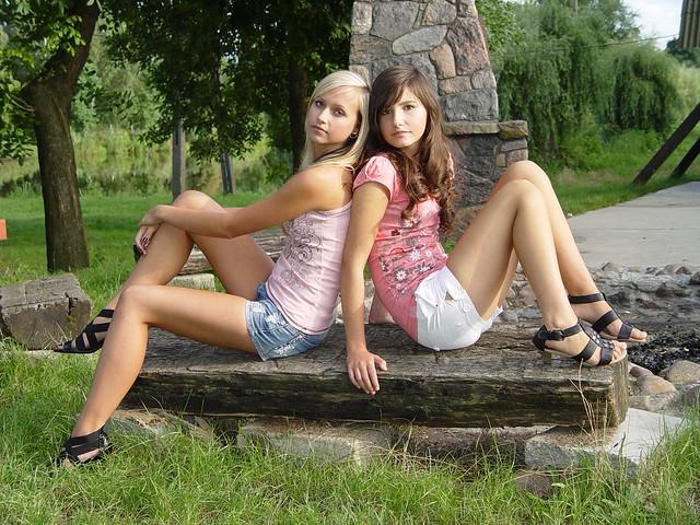 Roksana i Natalia