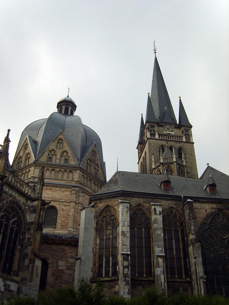 Aquisgrana Aachen Dede90 Flickr