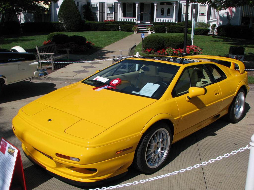 2004 Lotus Esprit | One of the final Lotus Esprit V8s sold ...