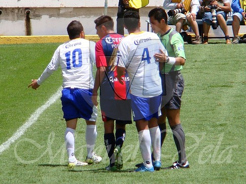 DSC00232 Ricardo Henaine presentó al Cuerpo Técnico del Puebla FC por LAE Manuel Vela